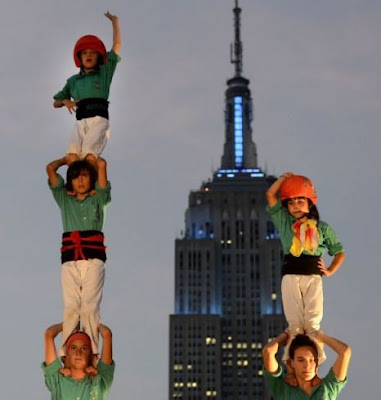 Menara Manusia Tertinggi di Dunia