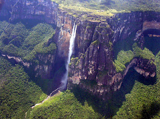 air terjun angel / angel falls