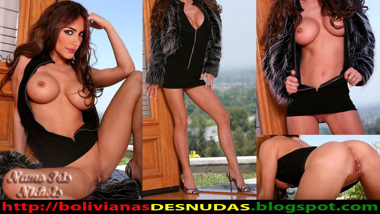 Namo Iris Nichols Super Hot
