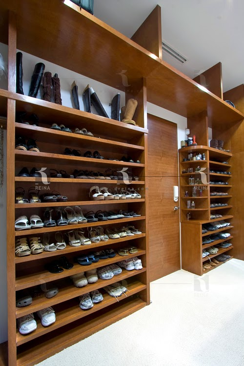 Zapateras modernas para closet related keywords for Zapateras de madera modernas