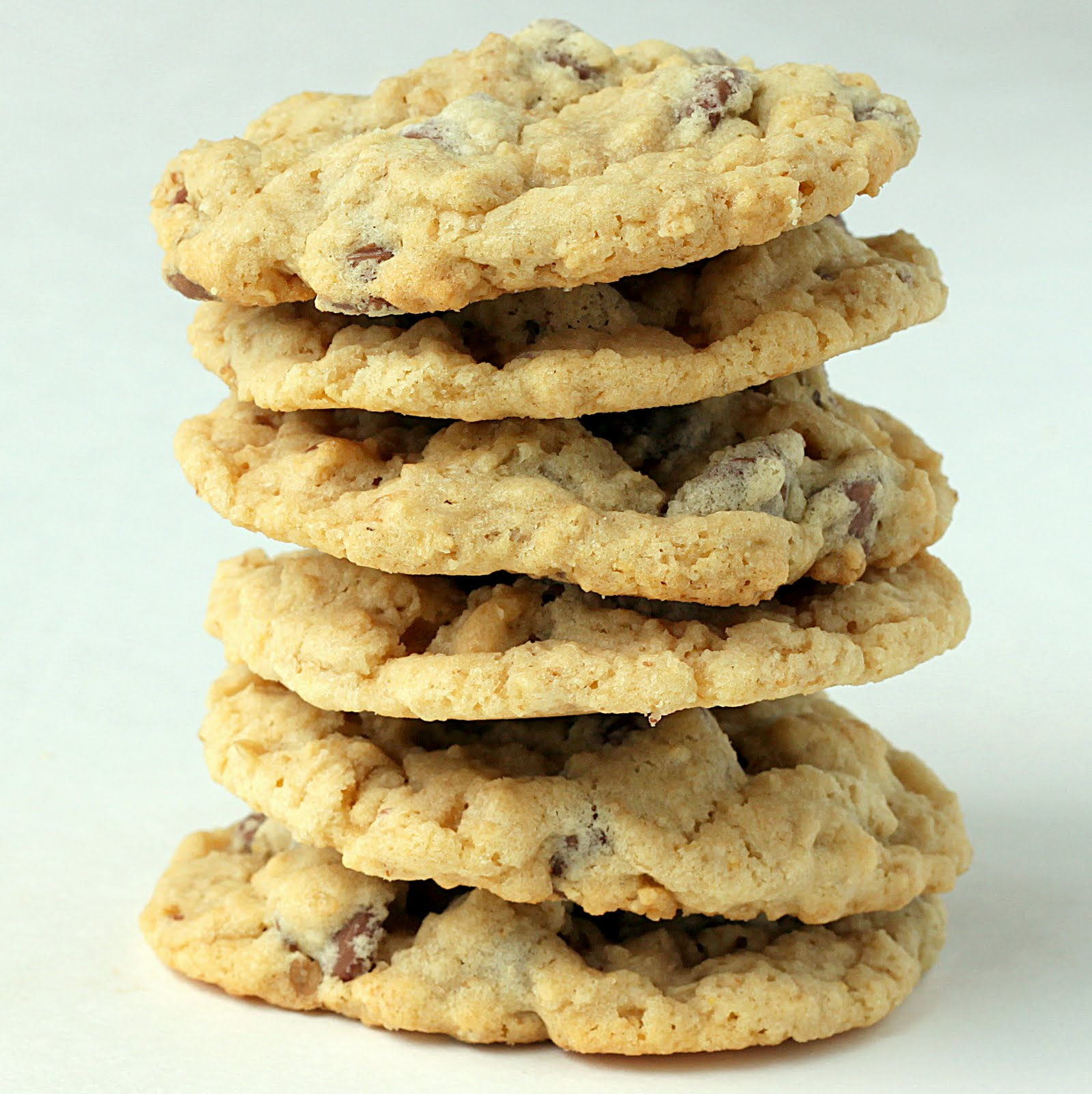 ... Crafty Corner: Most Amazing Oatmeal Chocolate Chip Cookies EVER