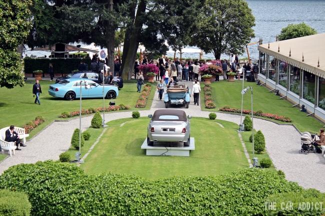 Concorso d'Eleganza 2013 Villa d'Este