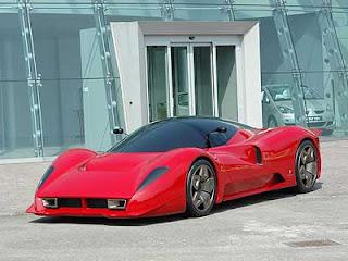 Ferrari P4 5