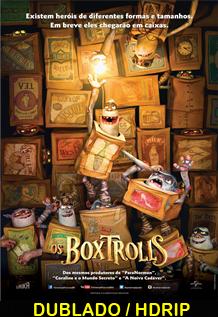 Assistir Os Boxtrolls Dublado 2014