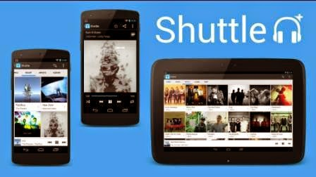 Shuttle Plus Music Player