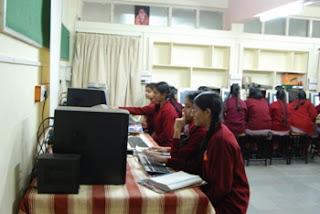 Vrs & Vj Residential School computer lab