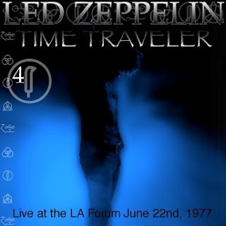 Led Zeppelin - Live In Inglewood, Los Angeles, L.A. Forum 22.6.1977 - (CD4)