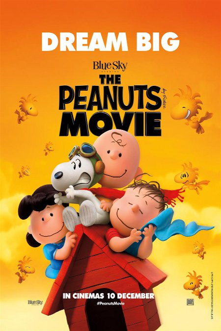 Download The Peanuts Movie (2015) DVDscr Subtitle Indonesia