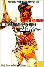 Online portfolio: Hank Aaron Book
