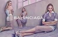 BALENCIAGA SS2015 Ad Campaign