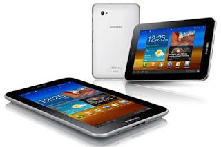 Spesifikasi SAMSUNG Galaxy Tab 7.0 Plus