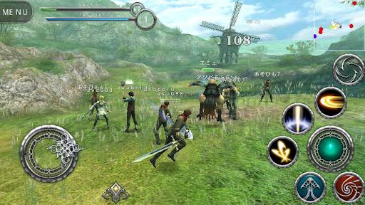 Game online RPG action dengan grafis 3D tertinggi di smartphone !