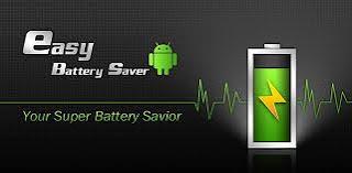 تحميل برنامج توفير البطارية للاندرويد download easy battery saver
