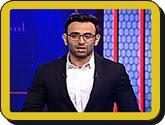 -- برنامج الحريف يقدمه إبراهيم فايق حلقة يوم الأربعاء 19-10-2016