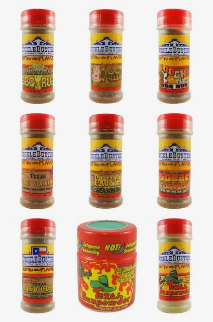 Sucklebusters seasonings rubs