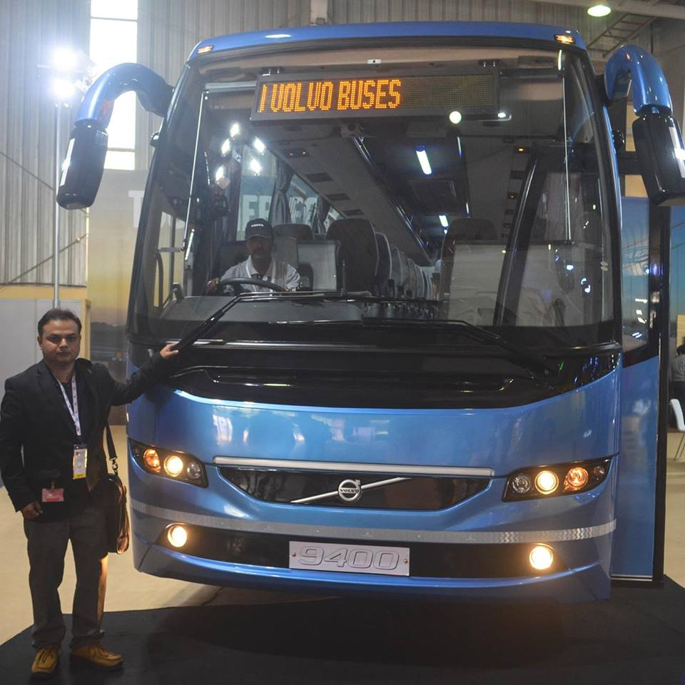 VOLVO B8R DEMO COACH