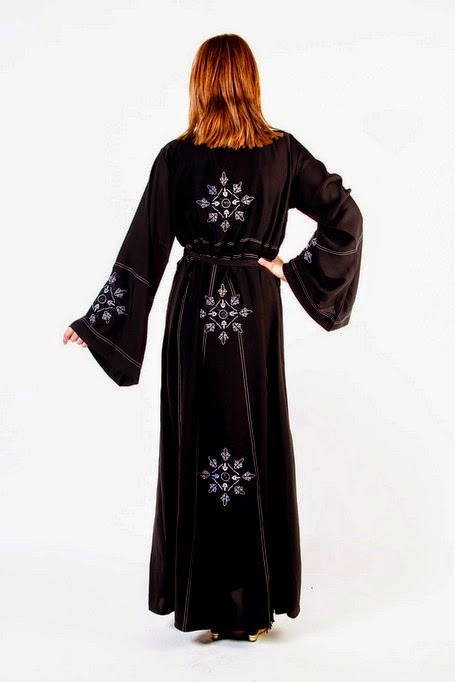Latest Abaya Designs 2014