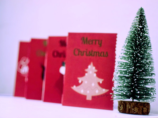 Real DIY : DIY Christmas cards