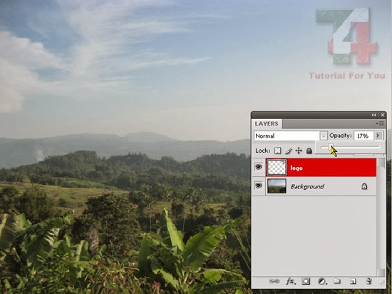 Cara Membuat Watermark di Photoshop