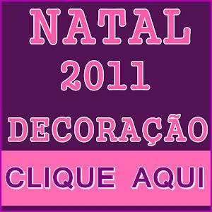 CRIAÇÕES para o NATAL Arranjos Decorativos