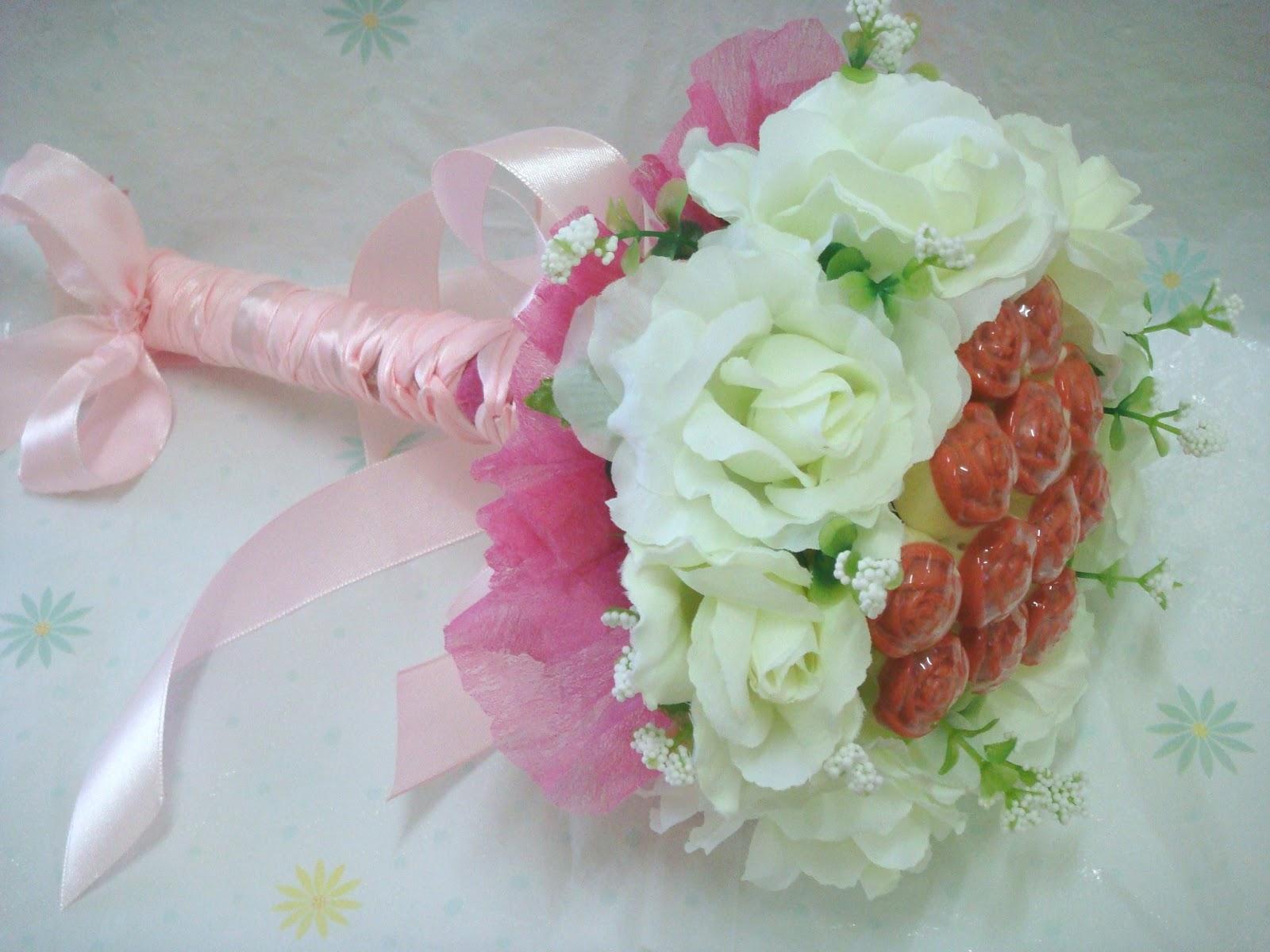 Nn craft chocolates chocolates wedding hand bouquet chocolates wedding hand bouquet izmirmasajfo