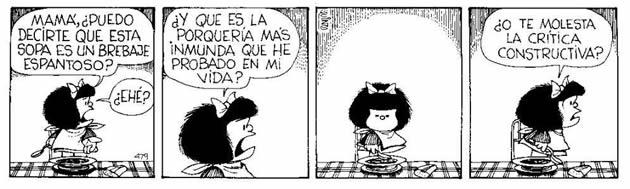 Historieta/ Mafalda