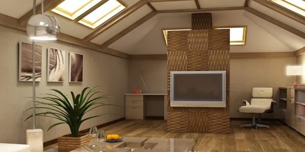 Tips Memanfaatkan Loteng Rumah Dengan Cerdik Model Desain Rumah