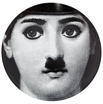 Fornasetti Charlie Chaplin