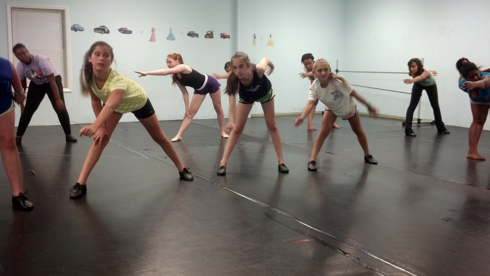 summer dance intensive charlotte