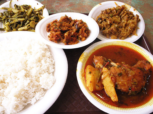 bangladeshi food