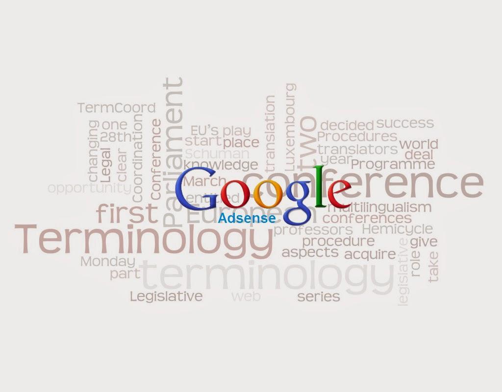 Istilah - istilah Dalam Google AdSense