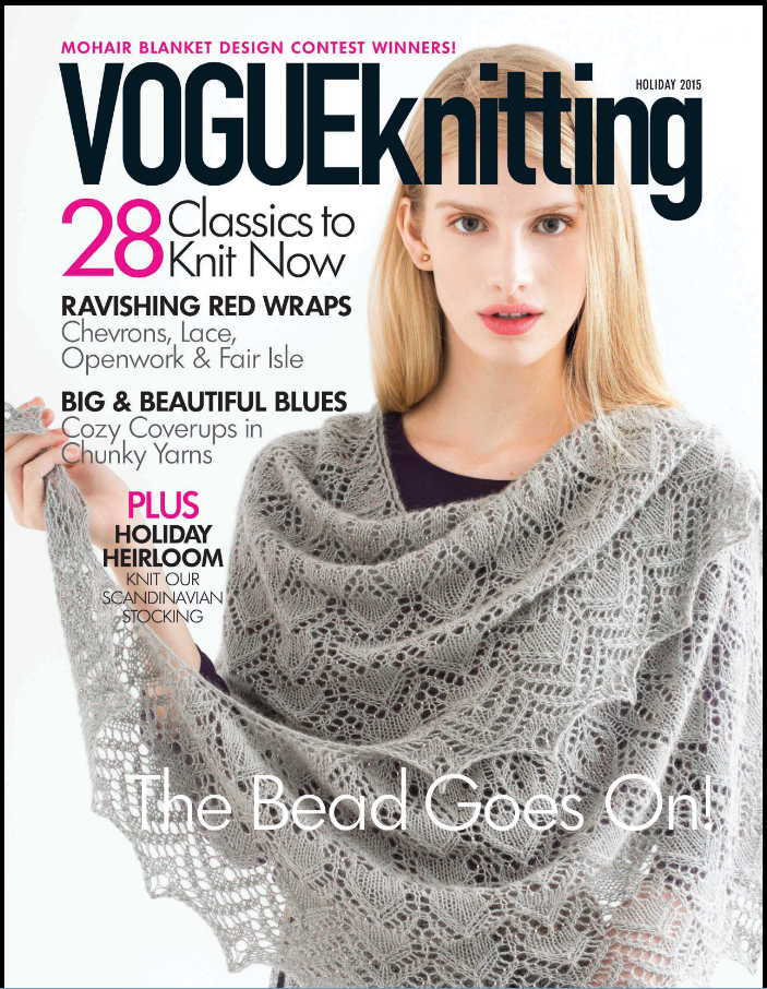 Knitting Vogue 2015 : Knit yarns a giveaway vogue knitting live and sweaters