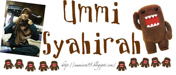 Ummi Syahirah
