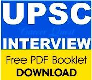UPSC Interview