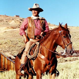 The Duke rides again