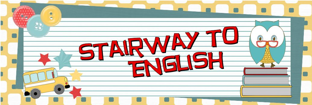 Stairway to English