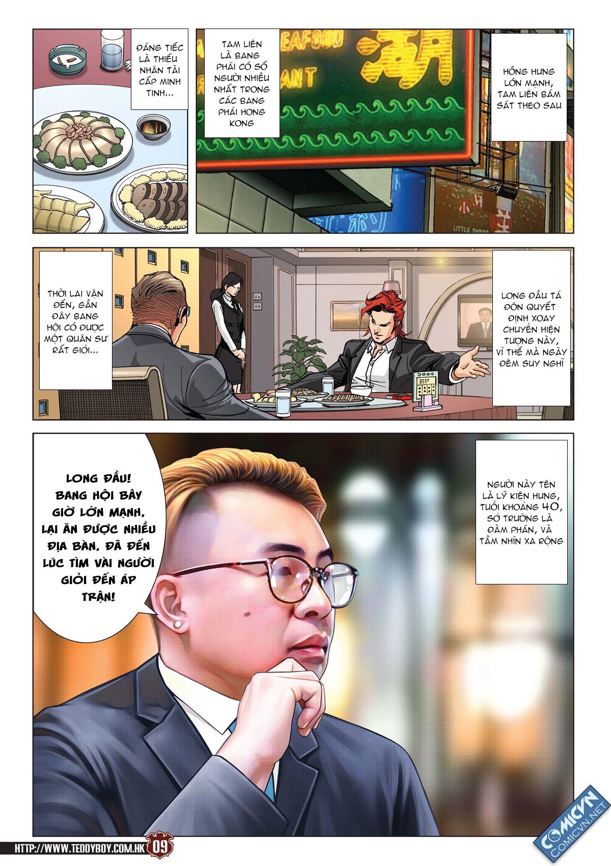 Người Trong Giang Hồ Chap 2089 - Next Chap 2090