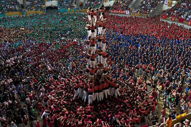 24th Tarragona Castell celebration @osaseye.blogspot.com