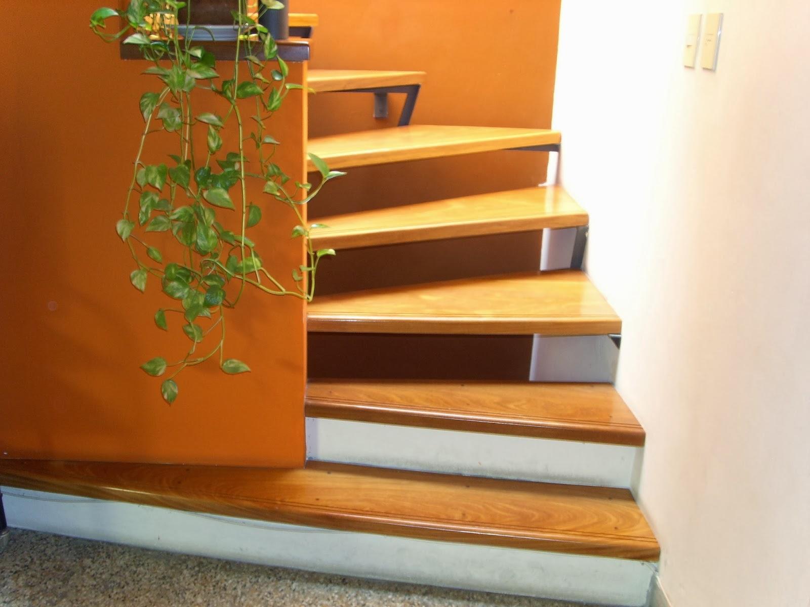 Maderas en la red escalera flotante for Reparacion de muebles antiguos