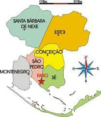 Freguesias do Concelho de Faro