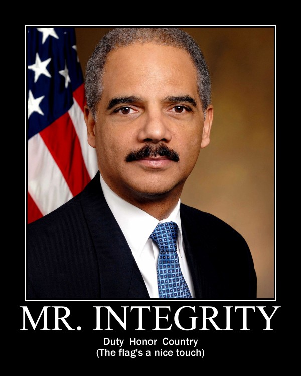 The Hemingway Report: Former AG Holder Hears 'echoes' Of