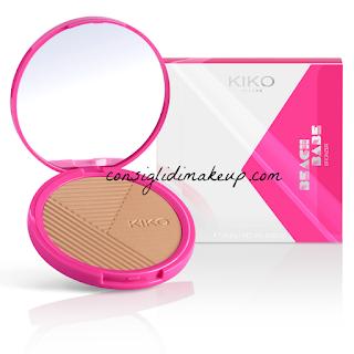 anteprima kiko cosmetics miami beach babe