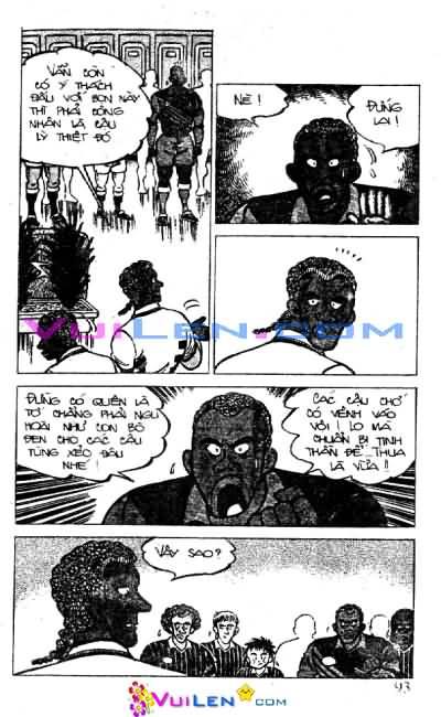Jindodinho - Đường Dẫn Đến Khung Thành III  Tập 47 page 93 Congtruyen24h