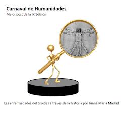 POST GANADOR DEL XI CARNAVAL DE HUMANIDADES
