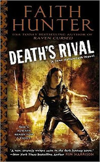Death&#39;s Rival by Faith Hunter (Jane Yellowrock #5)