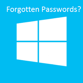 forgotten windows 7 password