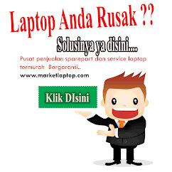 Tempat Perbaikan dan sparepart laptop