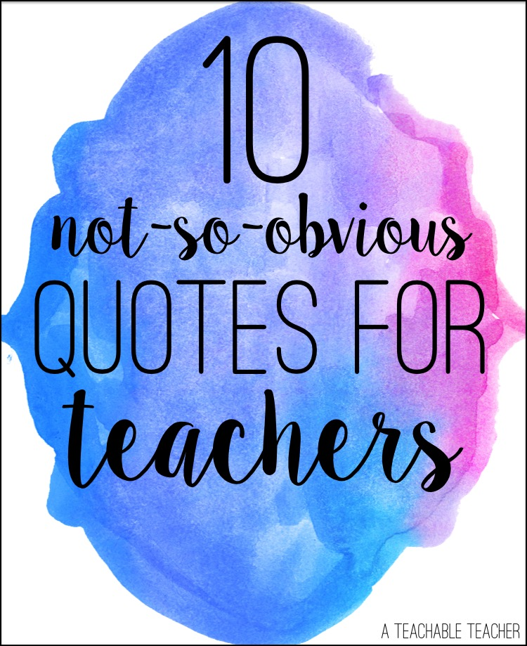 graphic about Printable Teacher Quotes known as Prices Towards A Instructor Each day Determination Offers