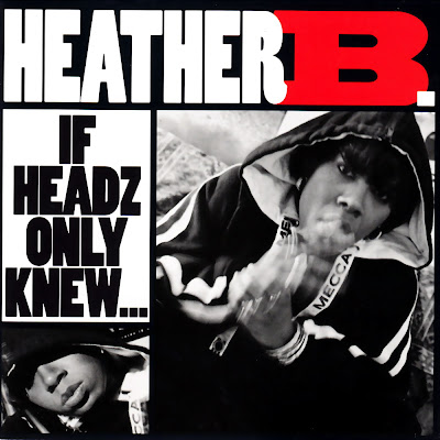 Heather B. - If Headz Only Knew-CDS-1996