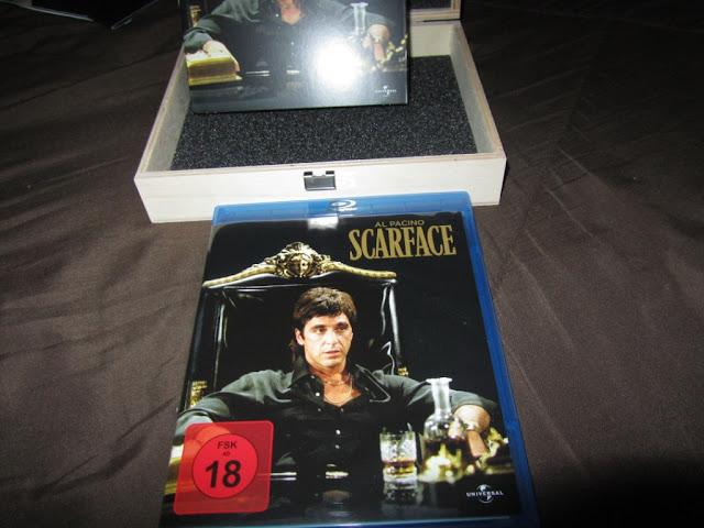 Rafa collection scarface wooden box limited edition 4778 7500 bd de